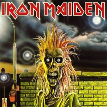 Iron Maiden album – Front Cover