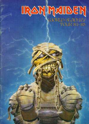 The Iron Maiden Commentary | Tours | World Slavery Tour 1984