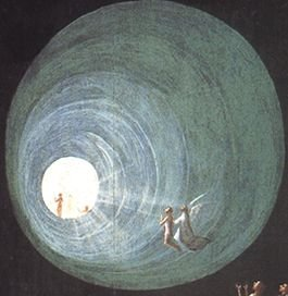 Hieronymus Bosch – The Last Judgement (detail)