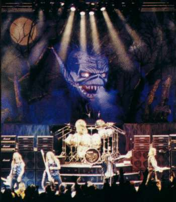 Fear Of The Dark Tour