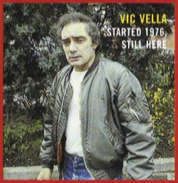 Vic Vella – From the 'Killers' 1998 booklet