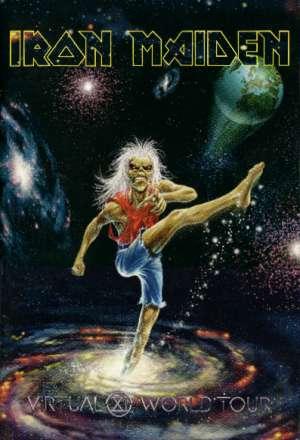 The Iron Maiden Commentary | Tours | Virtual XI World Tour 1998