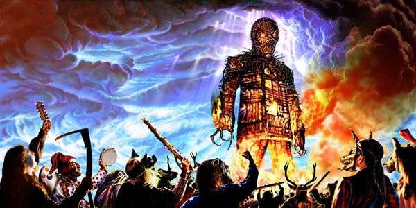 The Wicker Man – Illustration compl�te