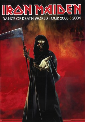 The Iron Maiden Commentary | Tours | Dance of Death World
