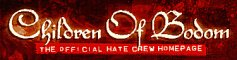 Children Of Bodom – Official Website