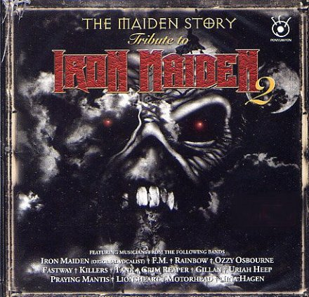 The Maiden Story – Malaysian Pressing (2001)